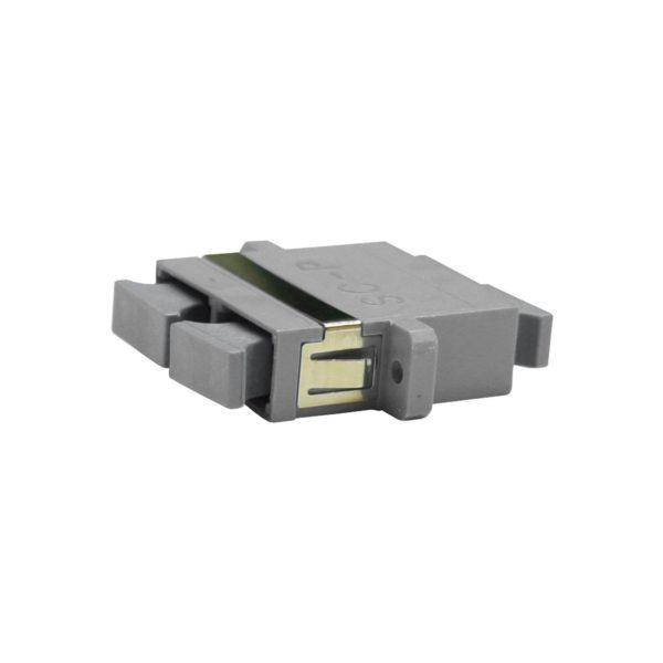 Проходной оптический адаптер duplex SC/UPC, Multimode