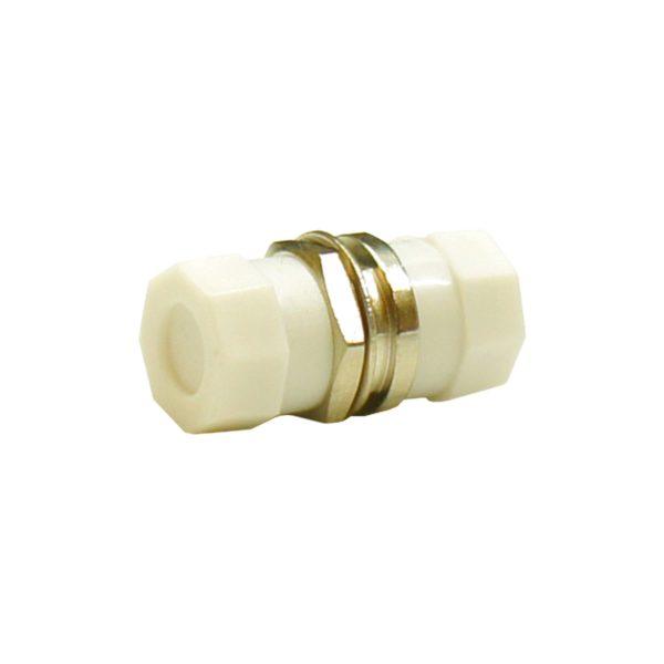 Проходной оптический адаптер FC/UPC, Singlemode, тип D