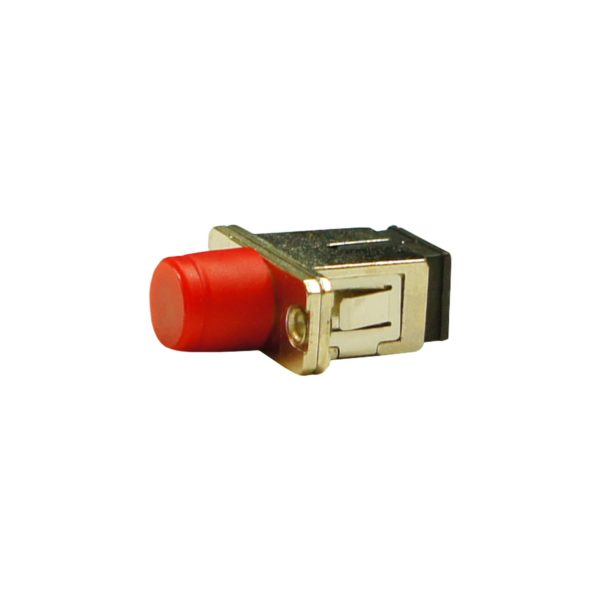 Переходной оптический адаптер SC/APC-FC/APC, Singlemode