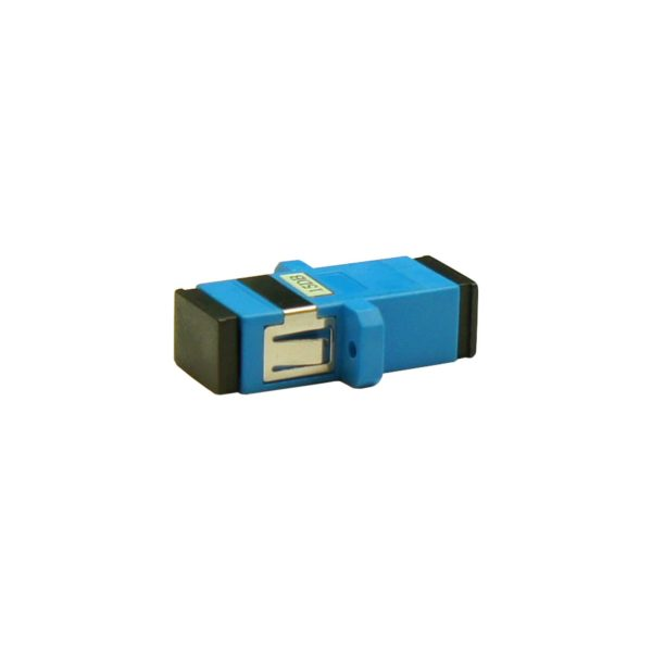 Проходной оптический адаптер SC/UPC, Singlemode