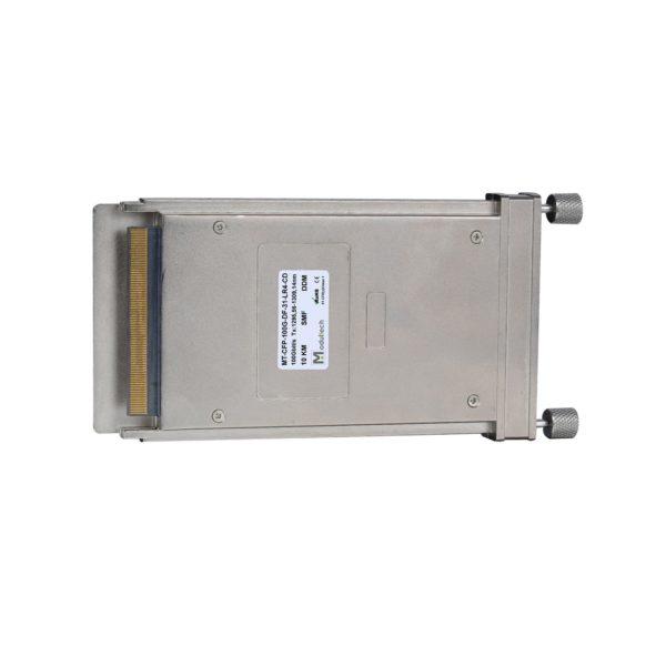 Оптический трансивер CFP, 100 Гбит/с, до 10 км, SMF