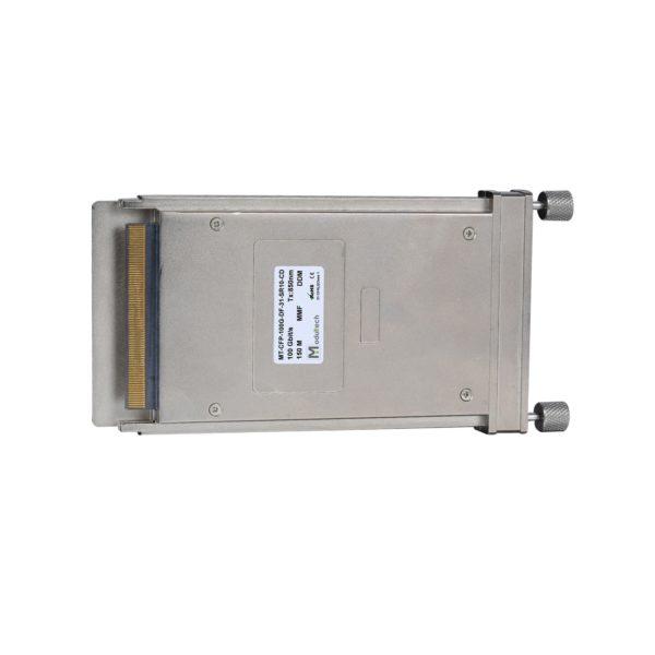 Оптический трансивер CFP, 100 Гбит/с, до 0,15 км, MMF (MPO)