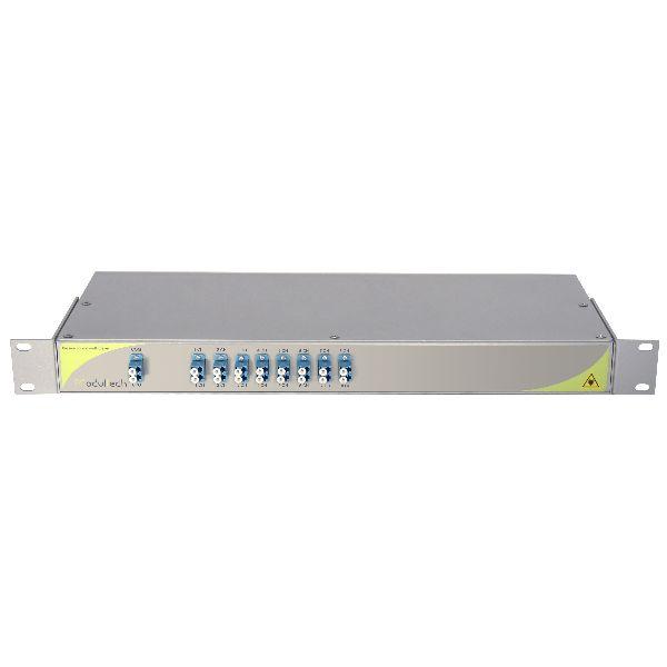 Мультиплексор CWDM одноволоконный 8-канальный