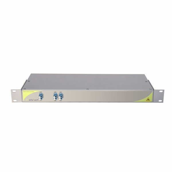 Мультиплексор CWDM одноволоконный, однонаправленный, 2-канальный, 1270-1330нм, LC/UPC