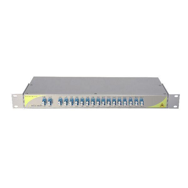 Мультиплексор CWDM двухволоконный 16-канальный
