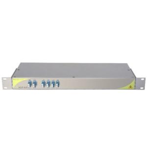 Мультиплексор CWDM двуволоконный 4-канальный