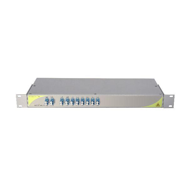 Мультиплексор CWDM двухволоконный 8-канальный