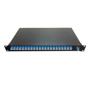 Мультиплексор DWDM одноволоконный 22-канальный