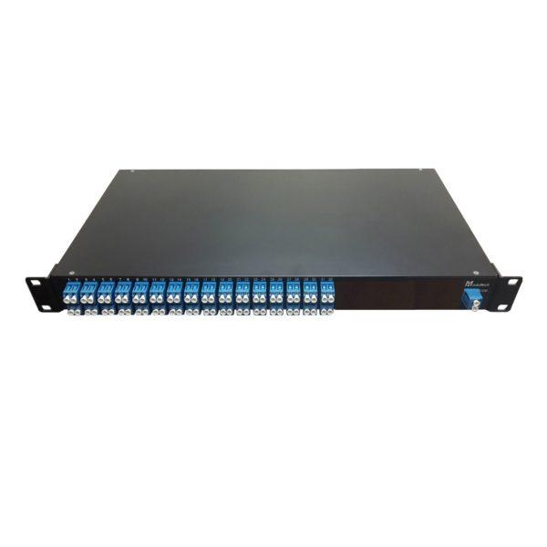 Мультиплексор DWDM двуволоконный 32-канальный