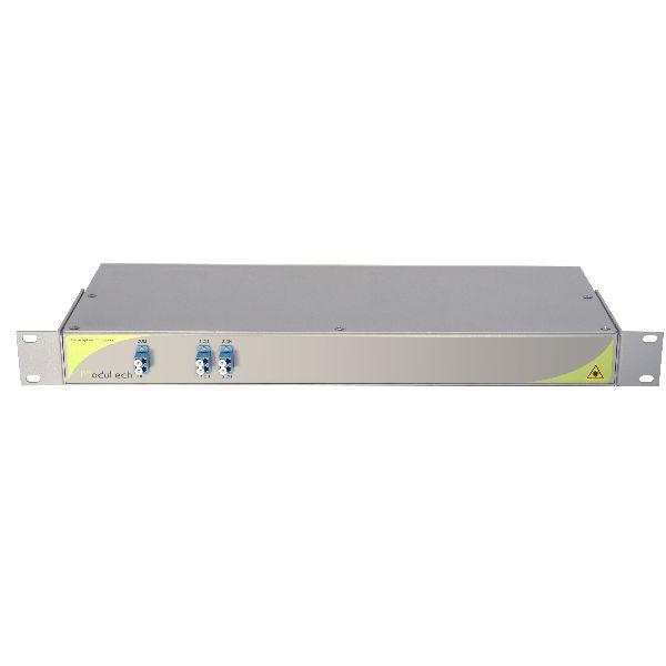 OADM DWDM одноволоконный, однонаправленный, 2-канальный