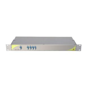 Мультиплексор DWDM одноволоконный 4-канальный