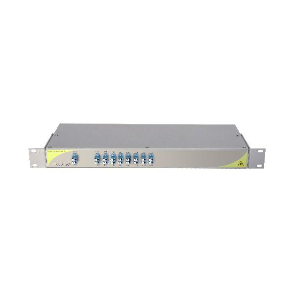 Мультиплексор DWDM одноволоконный 8-канальный