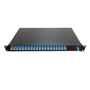 Мультиплексор DWDM одноволоконный 20-канальный (21-60 CH)