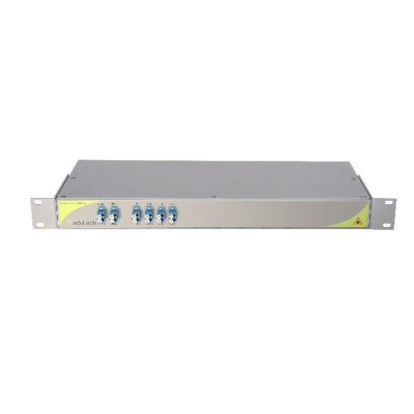 Мультиплексор DWDM двуволоконный 4-канальный