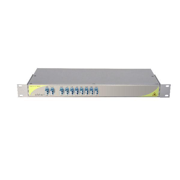 Мультиплексор DWDM двуволоконный 8-канальный