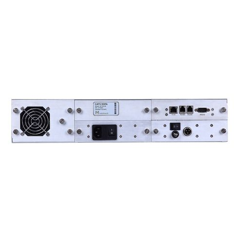 Оптический усилитель для сетей КТВ, выходная мощность 40dBm, NF ~6дБ