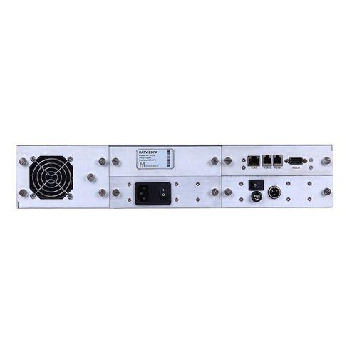 Оптический КТВ усилитель, 34 дБм, 8 портов