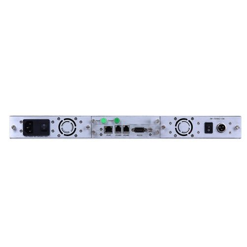 Оптический усилитель для сетей КТВ, выходная мощность 20dBm, NF ~5,5дБ
