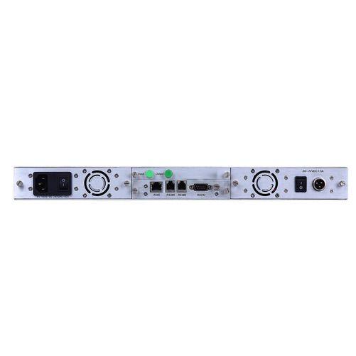 Оптический усилитель для сетей КТВ, выходная мощность 24dBm, NF ~5,5дБ