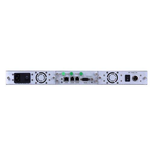 Оптический усилитель для сетей КТВ, выходная мощность 22dBm, NF ~5,5дБ