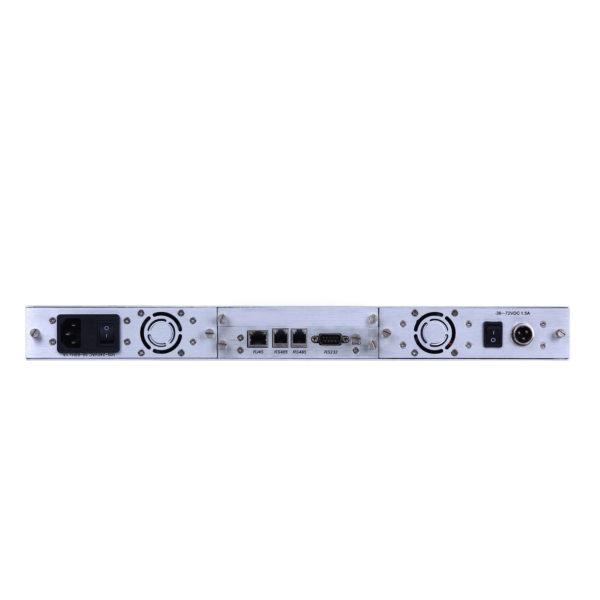 EDFA предусилитель (pre-amplifier) с переменной выходной мощностью и коэффициентом усиления (35дБ)