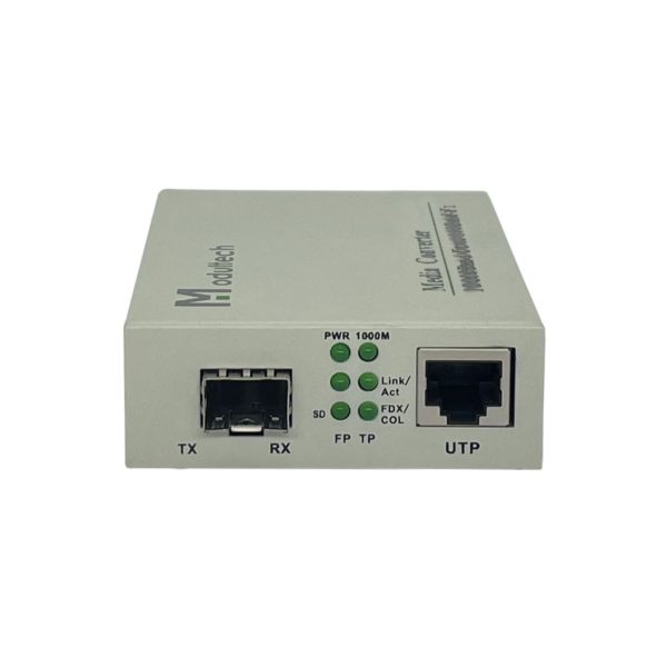 Mediaconverter SFP slot 1000FX, LFP-DIP