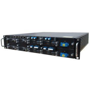 Мультисервисное шасси MT-MP4312, 2U, 2 АС/DC блока питания, блок управления и мониторинга