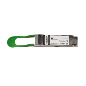 Оптический трансивер QSFP28 CWDM4, 100 Гбит/с, до 2 км, SMF