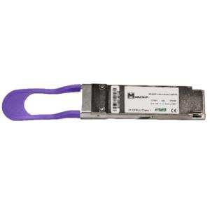 Оптический трансивер QSFP28 CWDM4, 100 Гбит/с, до 10 км, SMF