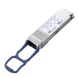Оптический трансивер QSFP28, 100 Гбит/с, до 10 км, SMF