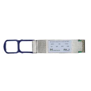 Оптический трансивер QSFP, 40 Гбит/с, до 2 км, SMF (MPO)