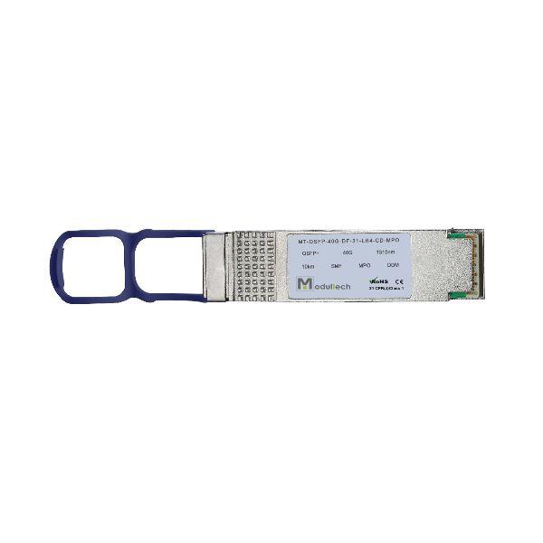 Оптический трансивер QSFP, 40 Гбит/с, до 10 км, SMF (MPO)