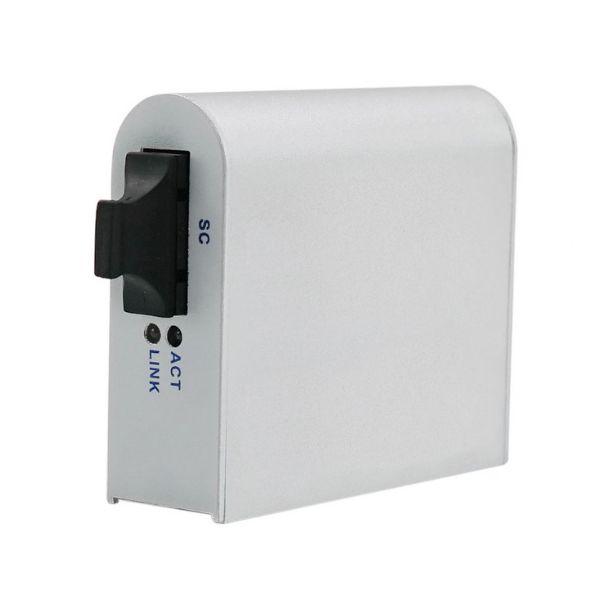 Gigabit Ethernet Networking USB Adapter (1*10/100/1000Base-Fx) / 1,25Gbps / RTL8153 / SC
