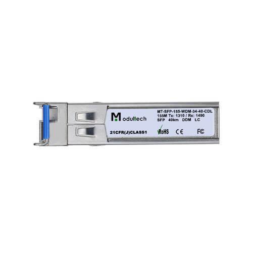 SFP 155Мбит 40км