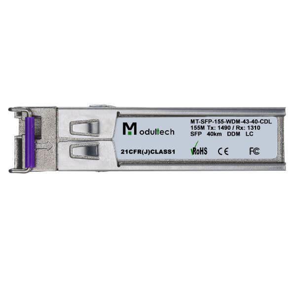 SFP 155Мбит 40км LC