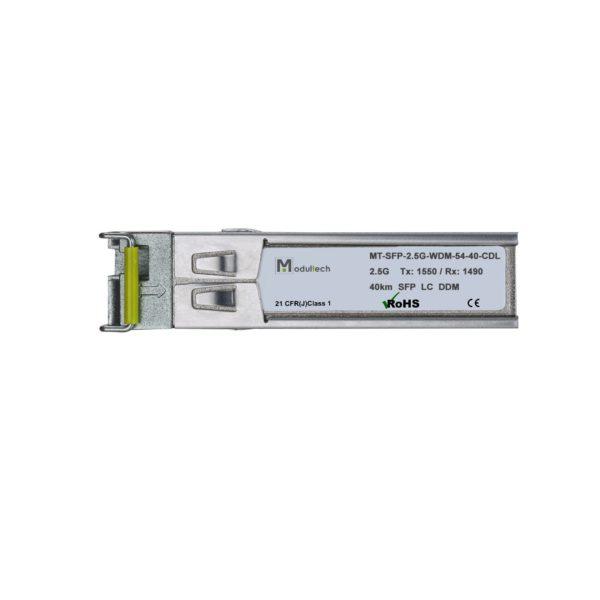 MT-SFP-2.5G-WDM-54-40-CDL