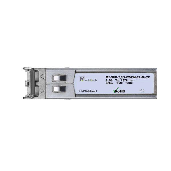CWDM SFP 2.5G 40km