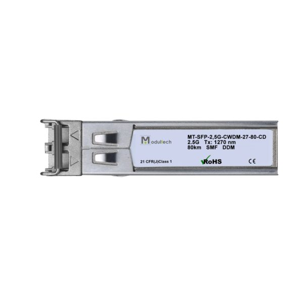 MT-SFP-25G-CWDM-27-80-CD