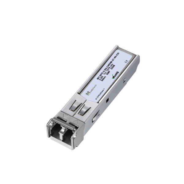 CWDM SFP 2.5G 80km
