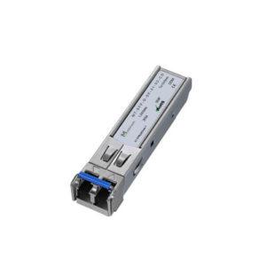 Оптический трансивер SFP, 1,25 Гбит/с, до 2 км, SMF, 1310