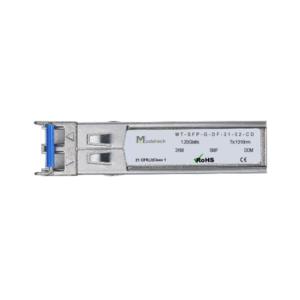 Оптический трансивер SFP, 1,25 Гбит/с, до 2 км, SMF