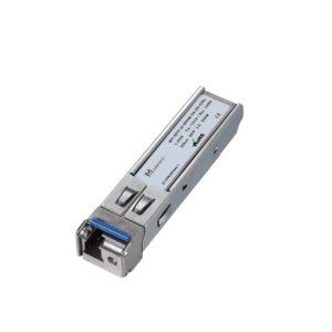 Оптический трансивер SFP WDM, 1,25 Гбит/с, до 20 км, SMF