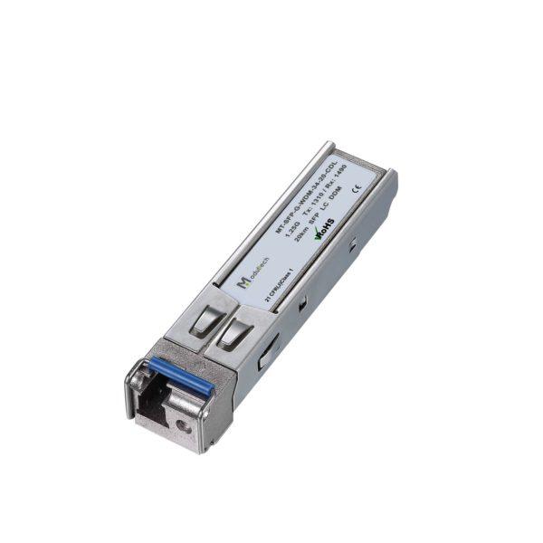 SFP WDM 1.25G 20km 1310/1490