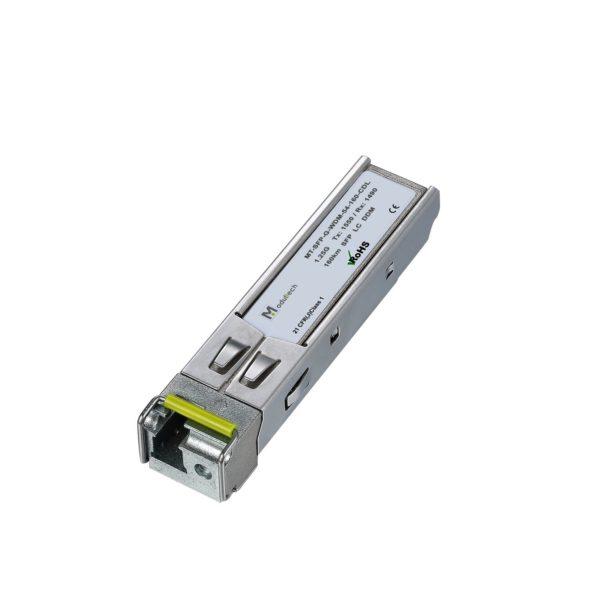 SFP WDM 1.25G 160km 1550 LC
