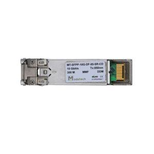 Оптический трансивер SFP plus, 10 Гбит/с, до 0,3 км, MMF