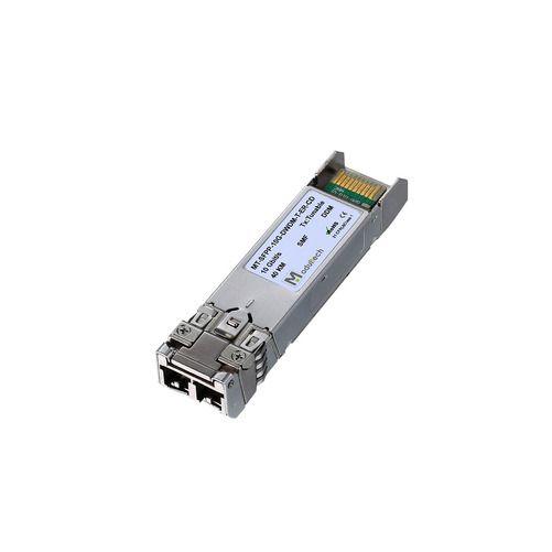 Оптический трансивер SFP plus DWDM, 10 Гбит/с, до 40 км, SMF
