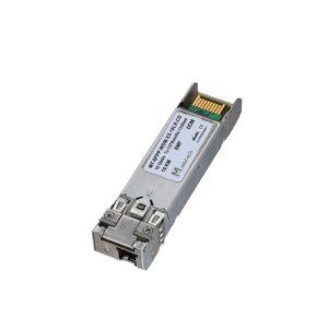 Оптический трансивер SFP plus WDM, 10 Гбит/с, до 10 км, SMF