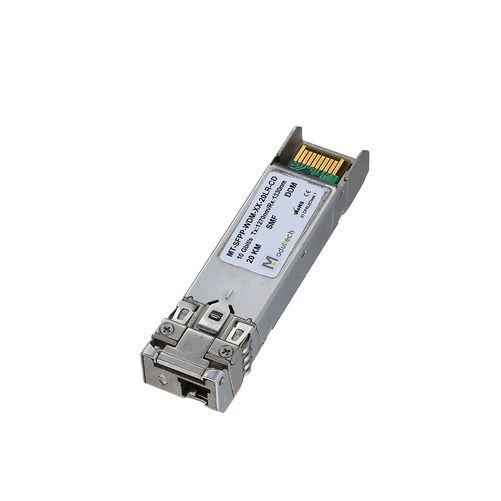 Оптический трансивер SFP plus WDM, 10 Гбит/с, до 20 км, SMF