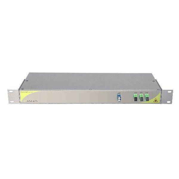 Мультиплексор CWDM одноволоконный 1-канальный + выделенный TV канал