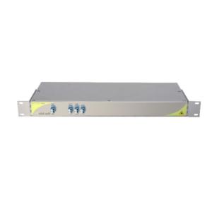Мультиплексор CWDM одноволоконный 3-канальный